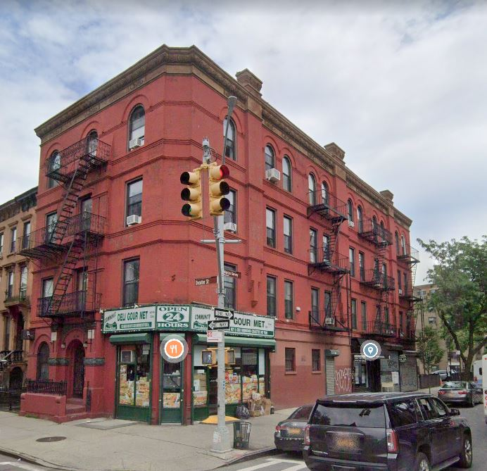 142-144 Decatur Street / 471-477 Marcus Garvey Boulevard